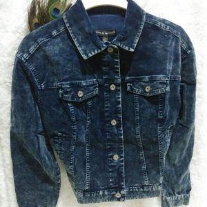 Rock & Republic washed jean jacket
